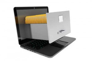 How to manage long term hr document storage for Long term document storage