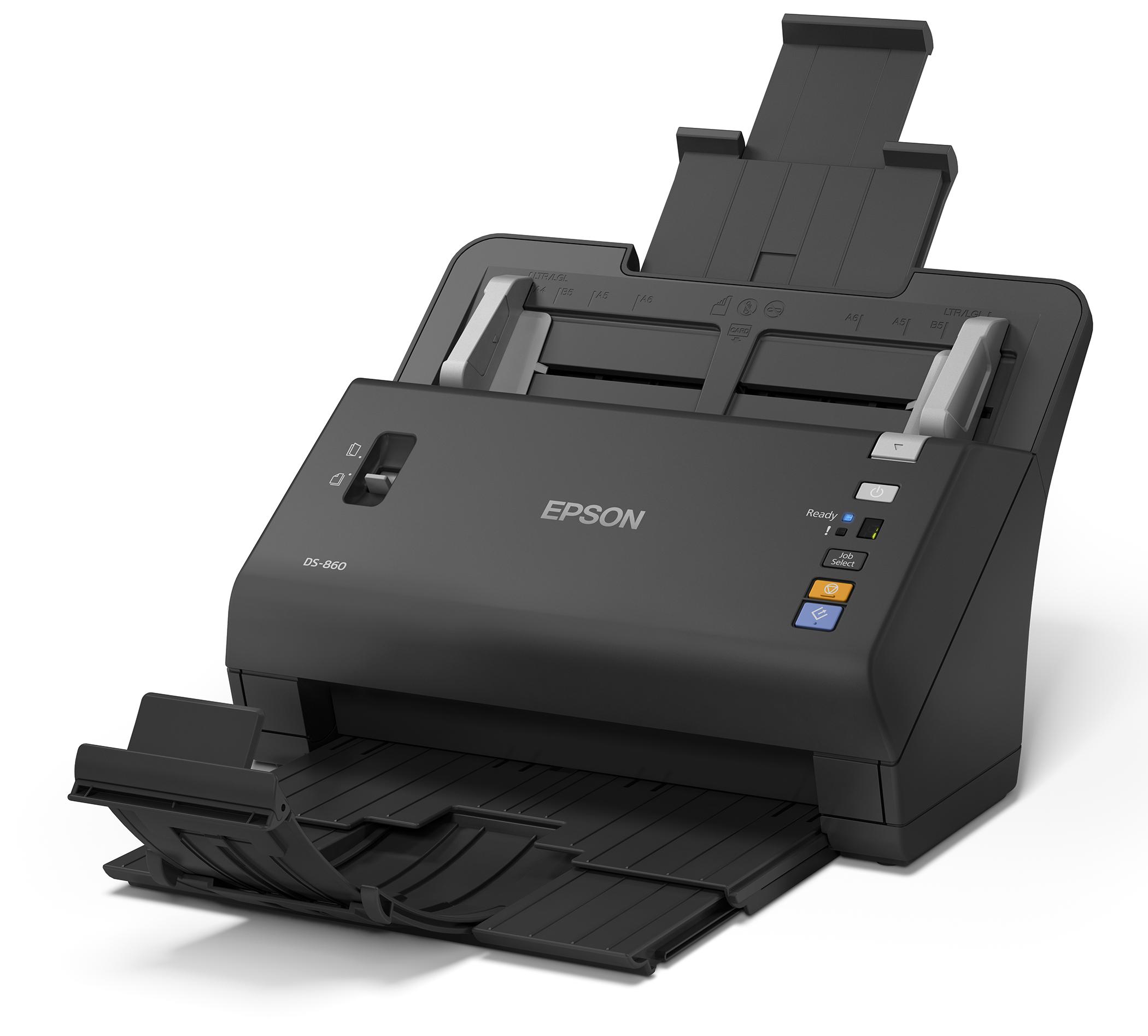 Epson DS760 Scanner